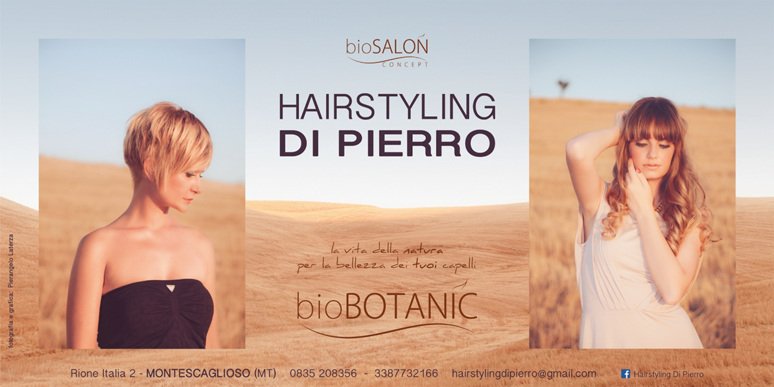 HAIRSTYLING DI PIERRO