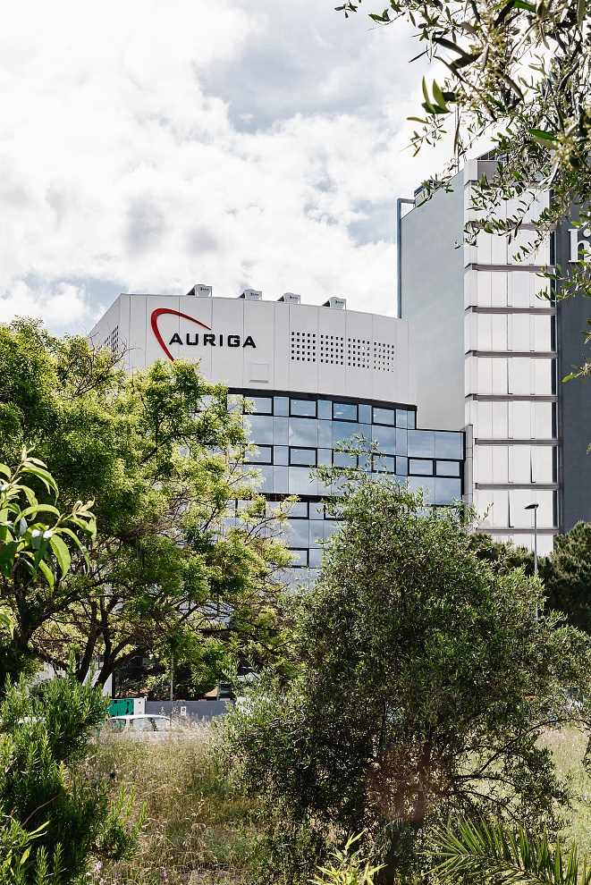 AURIGA HEADQUARTER