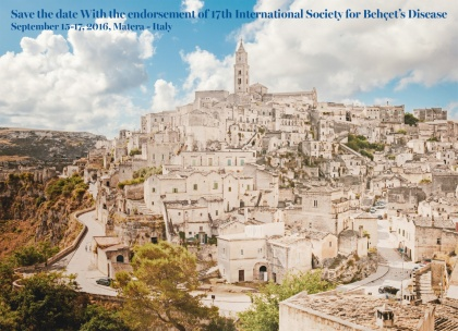 17th INTERNATIONAL CONFERENCE ON BEHCET'S DISEASE